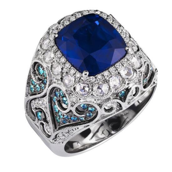 蓝宝石饰品