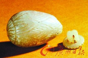 浙江衢州史繩祖墓出土的南宋玉蓮苞瓶