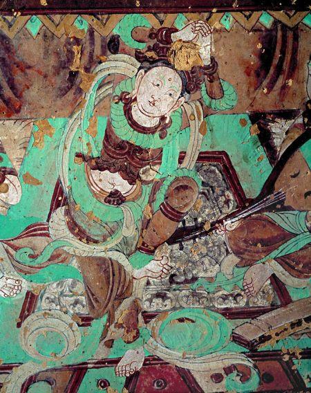 敦煌壁画纹样传承(图)图片