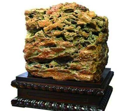观赏石投资价值显现