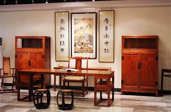 江门传统家具:盛世收藏下的高端文化产业