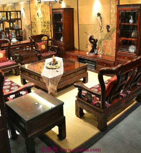 红木家具的原料匮乏的思考与应对