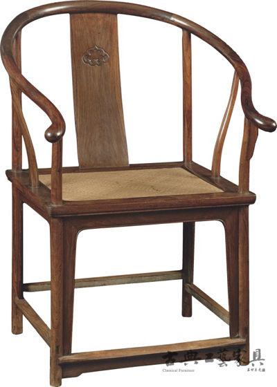 明式家具以黄花黎木为主(图片提供:南京正大)