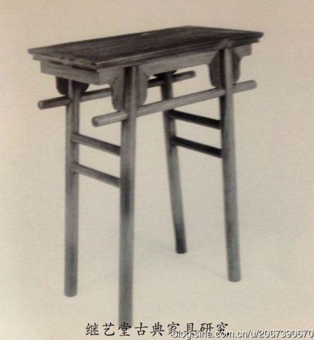 斫木筆記之宋式家具