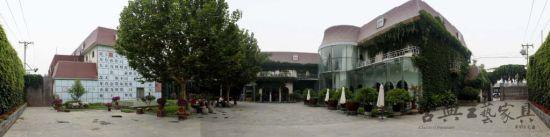 图1  北京观复博物馆建筑全景