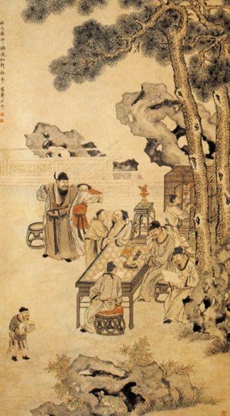 中国古代家具