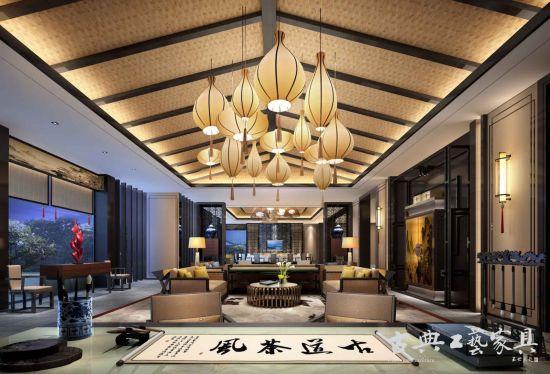 陈伟文:酒店设计中的中式元素