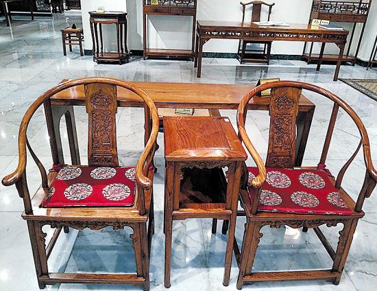 新藏家买红木家具电话家具利尔耐特图片