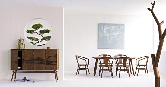 传统 现代原创新中式家具