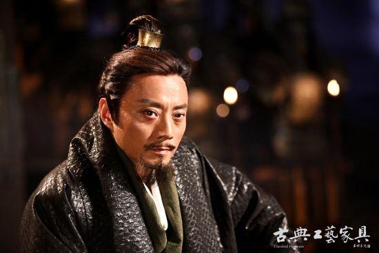 电影《鸿门宴》剧照,张涵予饰演张良一角色。