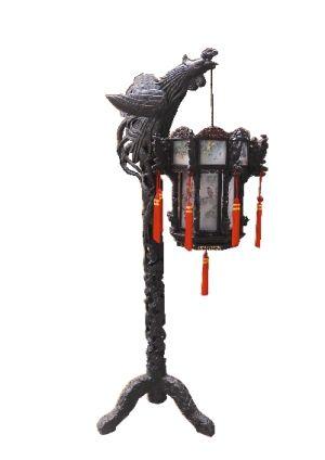 红木家具厂_红木宫灯:中国灯再续当代传奇_业界资讯_新浪收藏_新浪网