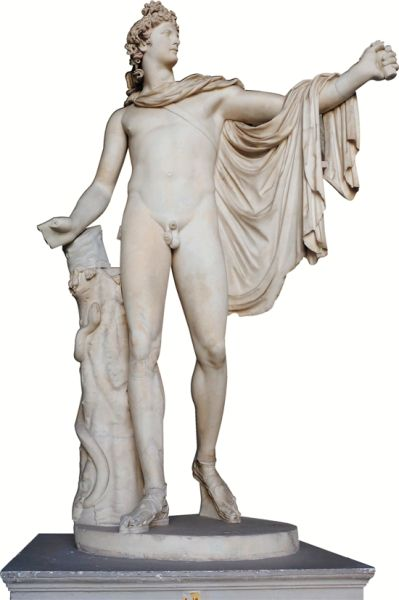欧洲古典大师素描头像