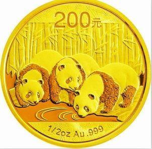 2015版熊猫金银币:最值得投资的贵金属产品