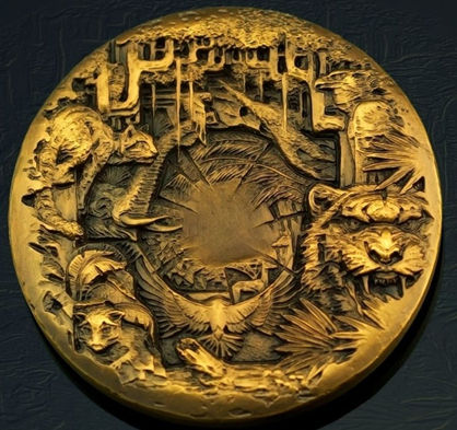 生命系列之陆地大铜章