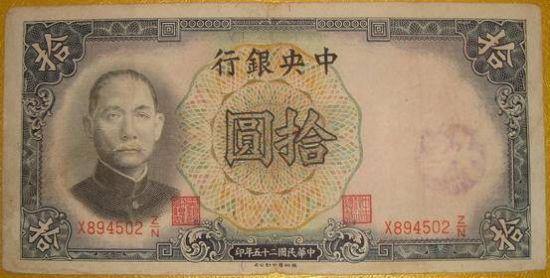 民國老錢幣:中國民國歷史的見證者