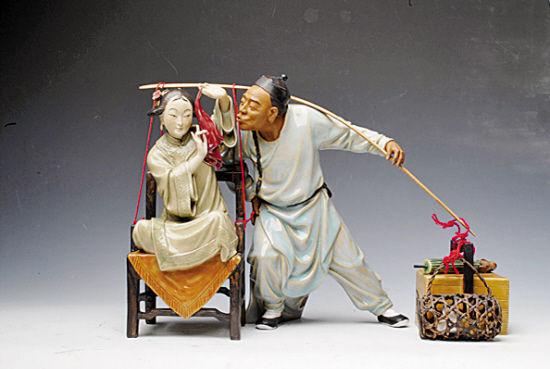 從傳統工藝向藝術品轉型收藏石灣公仔該如何挑?
