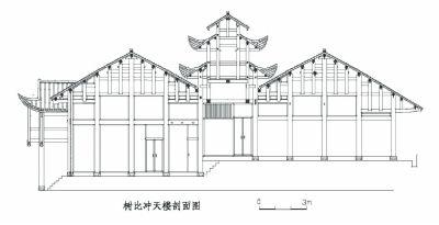 把古老的土家木工技艺及建筑习俗传承到了今天.