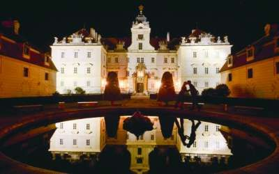 Valtice城堡如今是捷克国家葡萄酒中心