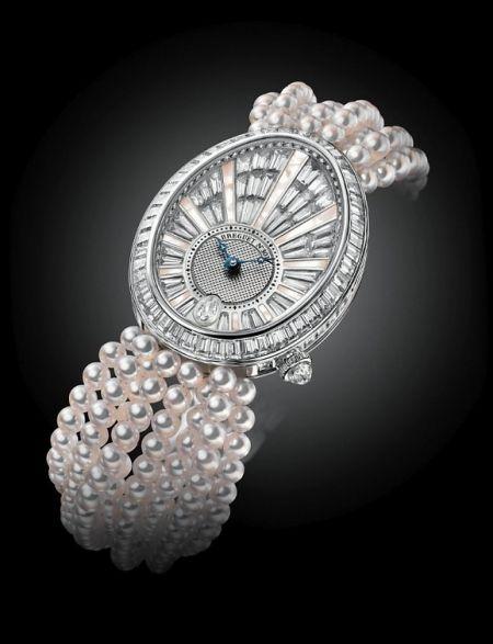 宝玑珠宝表