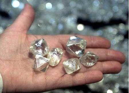 俄罗斯称在西伯利亚发现丰富钻石资源