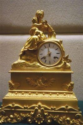 古代鐘錶藏品