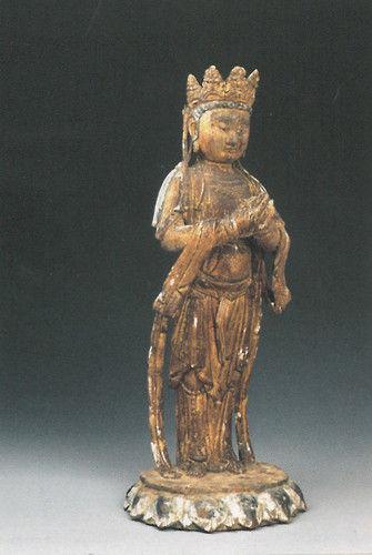 【宋元时期木雕观音像值多少钱?】价格