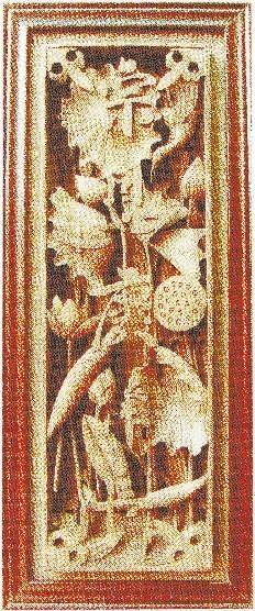 湖湘木雕精品