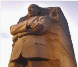 马丁·路德·金雕像