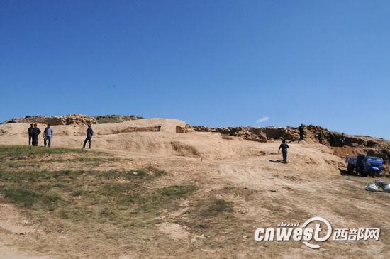 史前中国最大的城市在神木