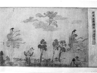 164万件中国文物散落世界