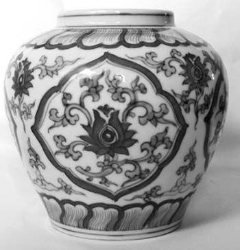 成化斗彩瓷器收藏投资