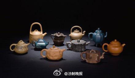 十大历史紫砂名壶