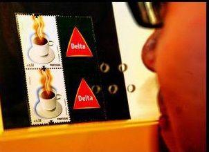 有香味的邮票
