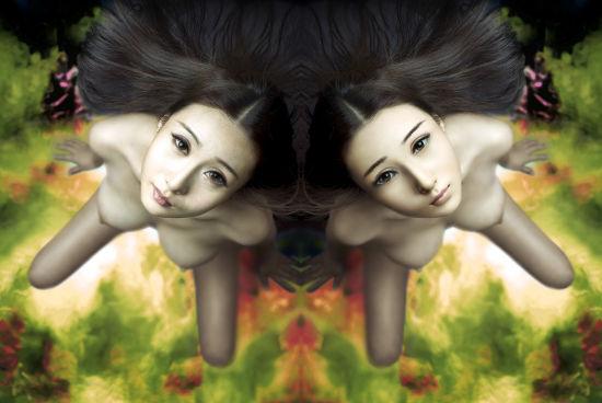 高波 镜像6 艺术微喷 120×80cm 2014