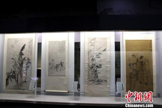 扬州八怪百幅真迹扬州展出:穿越时空呈现领异标新