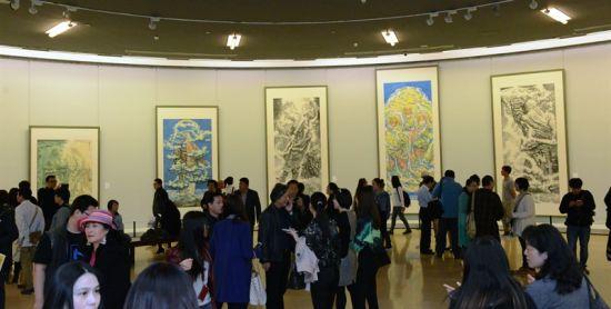 中国美术馆举办图片