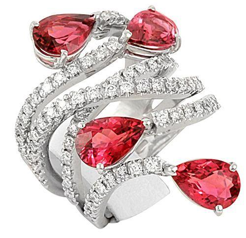 最是那一抹惹人的红--红宝石